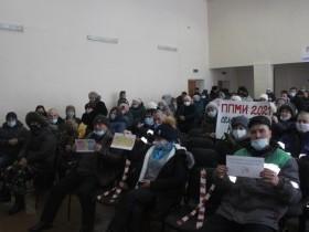 21 января прошло итоговое собрание с населением для участия в конкурсе  проектов развития общественной инфраструктуры